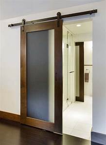 best 25 glass barn doors ideas on pinterest interior With barn door for interior use