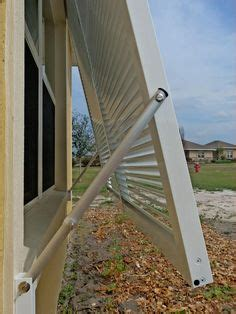 bahama shutters plans  building shutters wood community   home