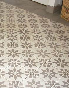 Carrelage Imitation Carreau Ciment : carrelage imitation carreaux de ciment travaux maison ~ Premium-room.com Idées de Décoration