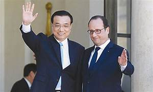 Climate, economic ties top agenda as Chinese PM visits ...