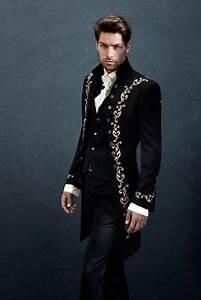 Viktorianischer Stil Kleidung : viktorianischer frack aus samt bordeaux gothic m ntel f r m nner bei voodoomaniacs kost m ~ Watch28wear.com Haus und Dekorationen