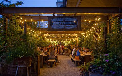 philadelphia beer gardens  visit  summer travel