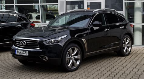Infiniti Fx50 History Photos On Better Parts Ltd