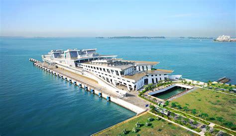 Marina Bay Cruise Centre Singapore | RSP