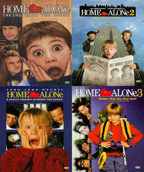 Home Alone Collection (19902012)  Tainies Online σειρες