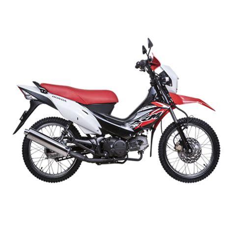 honda xrm 125 rent a motorcycle in palawan rent a car palawan