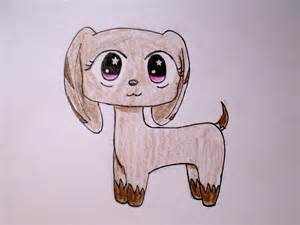 Drawings LPs Dachshund 932