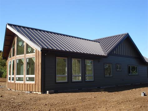 metal barn house plans best homes for metal roofing aluminum lock roofing inc