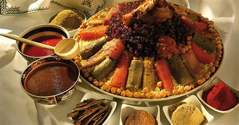 cuisine marocaine traditional moroccan couscous food moroccan