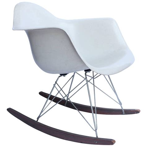 charles and eames rocking chair rar for herman miller