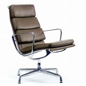 Eames Soft Pad Chair Vitra EA215 EA216 Chair Utility