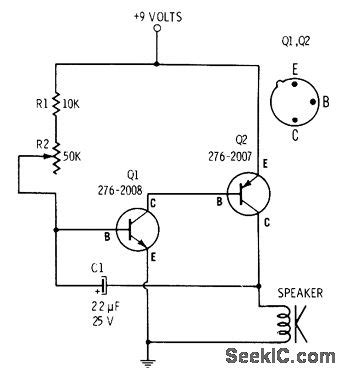 transistors how does this circuit diagram work electrical engineering stack exchange
