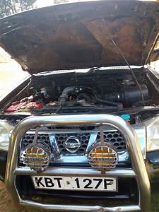 Nissan Hard Body 2400cc Manual Transmission For Sale