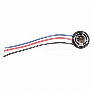 1157 2057 2357 replacement plug sockets extened wiring With ceramic h4 headlight relay wiring harness 2 headlamp light bulb socket