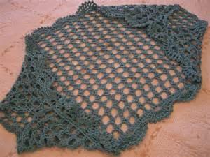 Easy Crochet Shrug Pattern