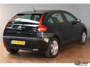 Citroen C4 Berline : 2008 citroen c4 1 6 berline hdif 90 business car photo and specs ~ Gottalentnigeria.com Avis de Voitures