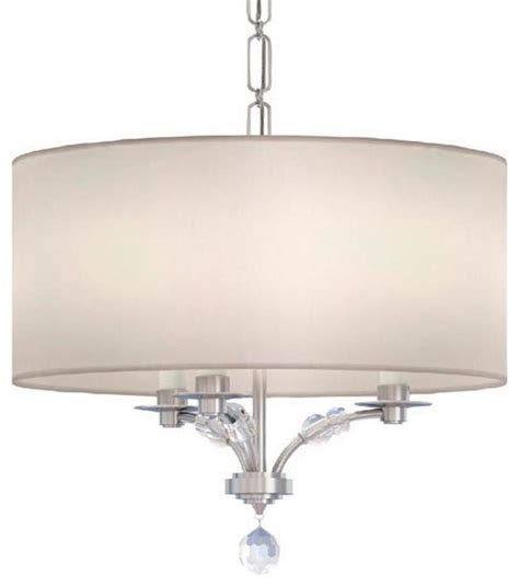 small modern bead shade chandelier l shades