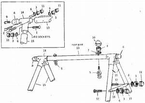 Sears Swing Set Parts