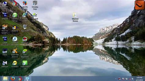 Refelctions Windows 7 Desktop Themes Free Download