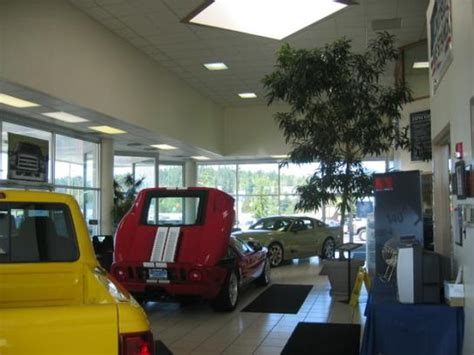 frontier ford anacortes wa  car dealership