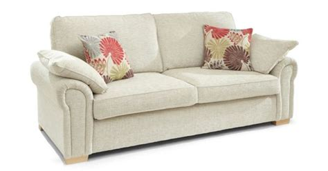 scs settees burbank 3 seater sofa standard back scs sofas housey