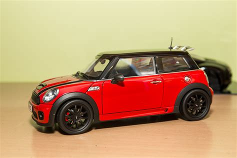 welly top kyosho mini cooper jwc dx sedan coupe convertible