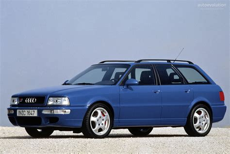 best audi b4 audi 80 avant rs2 1994 1995 1996 autoevolution