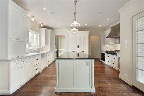 White Kitchen Cabinets   Traditional   kitchen   Robert