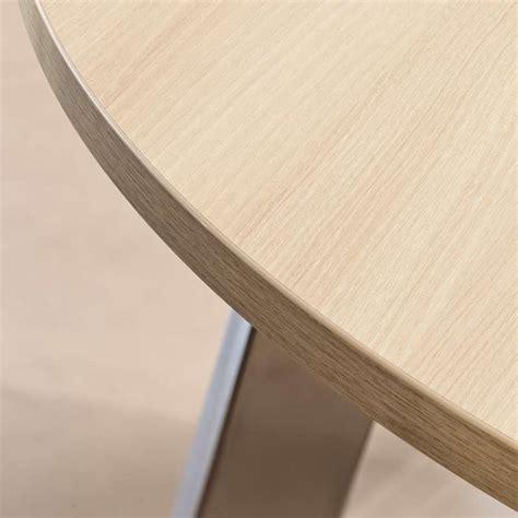 synonyme de cuisine table de cuisine ovale en stratifié elias 4 pieds