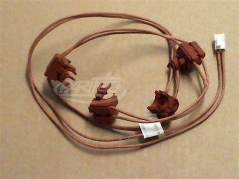 ricambi piano cottura ariston catenaria 4 pezzi piano cottura ariston gc640x