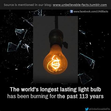 amazing creativity the world s longest lasting light bulb