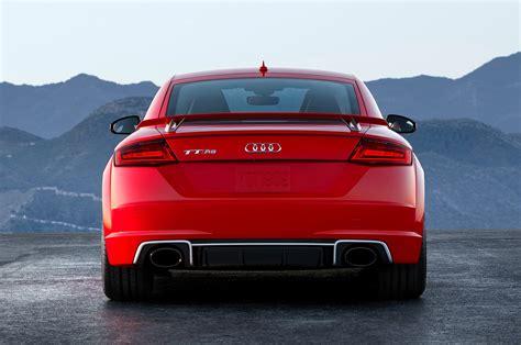 Usspec 2018 Audi Tt Rs Priced At $65,875 Automobile