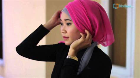 gambar tutorial hijab organza tutorial hijab