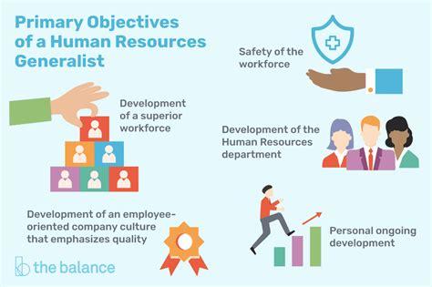 human resources generalist