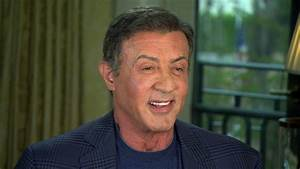 Sylvester Stallone: Hollywood bigwigs didn't want me to be ...