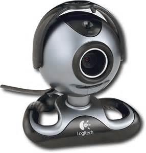 Logitech Web Camera Computer