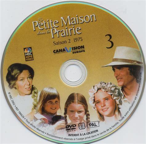 sticker de la maison dans la prairie saison 2 dvd 3 cinma