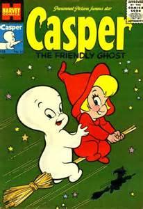 Casper the Friendly Ghost Comic Book