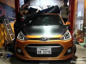 Hyundai I10 Tuning : hyundai i 10 exterio tuning by ray youtube ~ Jslefanu.com Haus und Dekorationen