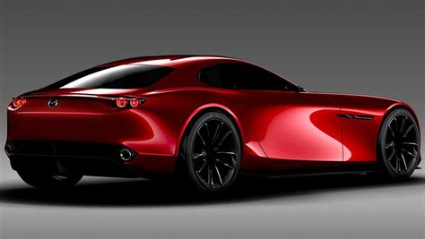 Mazda Concept Car by Mazda Skyactiv R Rotary Could Use Compression Ignition