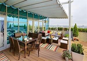 nach feierabend entspannen die optimale beschattung With markise balkon mit tapeten für junge männer