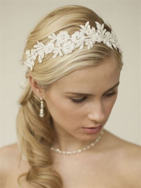 Bridal Headpieces for Summer   Pretty Designs