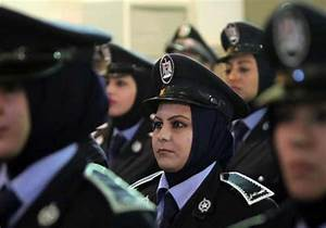 Four Egyptian Policewomen Promoted to 'Major General' in ...