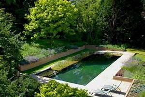 Schwimmteich Selber Bauen 13 M Rchenhafte Gestaltungsideen Naturgarten