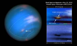 Hubble Imagery Confirms New Dark Spot on Neptune | News ...