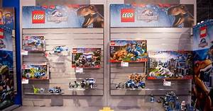 Les LEGO Jurassic World Viennent D39tre Officialiss
