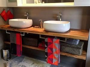 Exklusive Waschtische Bad : 26 neu waschtisch holz ~ Markanthonyermac.com Haus und Dekorationen