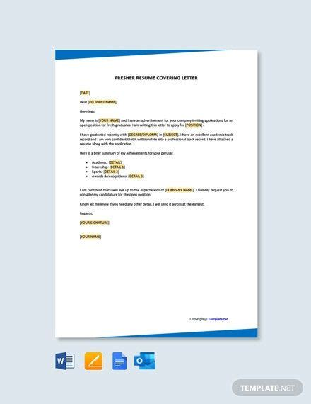 Instantly Download Free Sample Professional Fresher Resume ...
