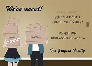 we are moving cards business wwwimgkidcom the image With business moving postcards