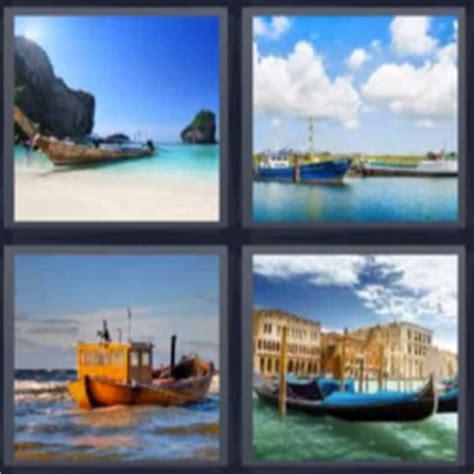 Un Barco 4 Fotos 1 Palabra by 4 Fotos 1 Palabra Barca En La Playa Gondola 161 Soluciones